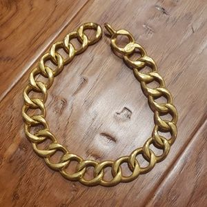 Vintage Chanel choker necklace